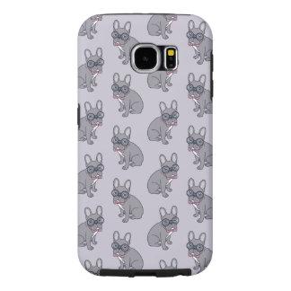 Capa Para Samsung Galaxy S6 Abrace-me, necessidades bonitos de Frenchie do