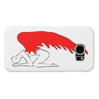 Capa Para Samsung Galaxy S6 Anjo pecador