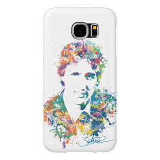Capa Para Samsung Galaxy S6 Arte de Justin Trudeau Digital