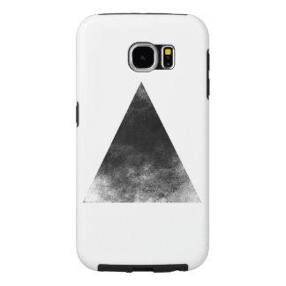 Capa Para Samsung Galaxy S6 Black Triangle