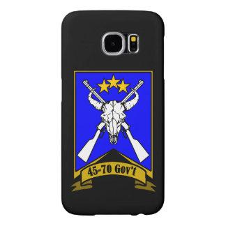 Capa Para Samsung Galaxy S6 Búfalo 45-70
