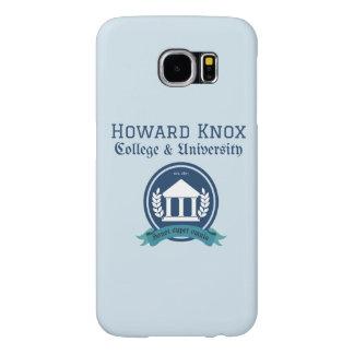 Capa Para Samsung Galaxy S6 Caixa da galáxia de Howard Knox Samsung