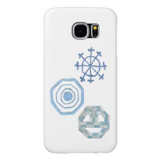 Capa Para Samsung Galaxy S6 Caixa da galáxia S6 de Samsung