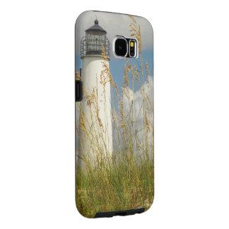 Capa Para Samsung Galaxy S6 Caixa da galáxia S6 de Samsung - luz do SGI