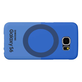 Capa Para Samsung Galaxy S6 Caixa moderna feita sob encomenda da galáxia s6 de