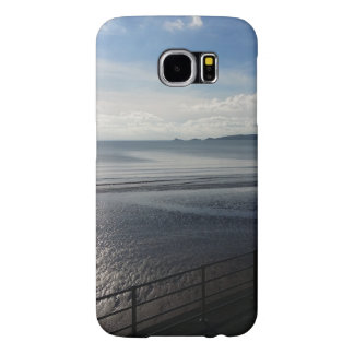 Capa Para Samsung Galaxy S6 Caixa Sunpyx da galáxia S6 do verão de YinYang mal