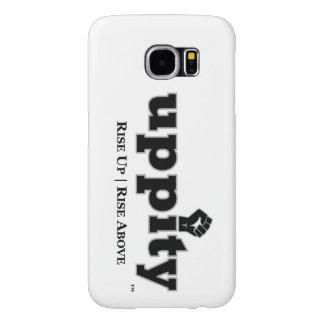 Capa Para Samsung Galaxy S6 Caixa Uppity da galáxia S6 do poder