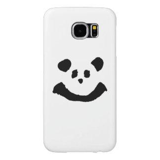 Capa Para Samsung Galaxy S6 Cara da panda