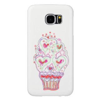 Capa Para Samsung Galaxy S6 Caso legal do chique, caixa da galáxia S6 de