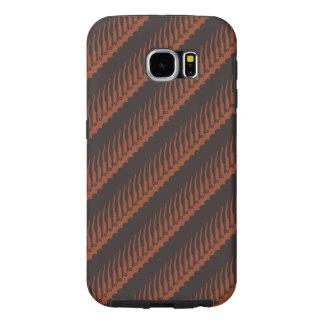 Capa Para Samsung Galaxy S6 casos do batik para a galáxia s6 de Samsung