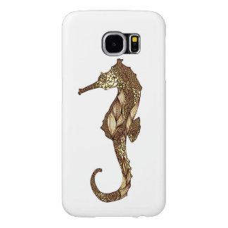 Capa Para Samsung Galaxy S6 Cavalo marinho 3