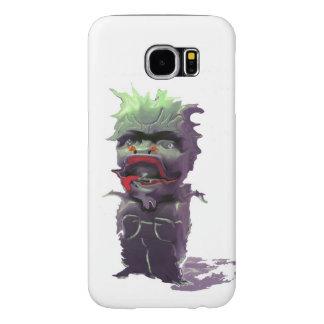 Capa Para Samsung Galaxy S6 Cobrir mexicano do telefone do monstro