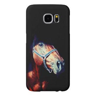 Capa Para Samsung Galaxy S6 coleção do cavalo. Trakehner