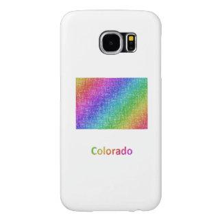 Capa Para Samsung Galaxy S6 Colorado