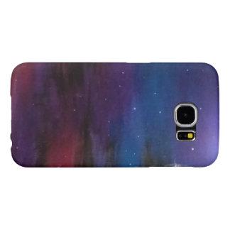 Capa Para Samsung Galaxy S6 Cosmos metálico