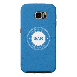 Capa Para Samsung Galaxy S6 Crachá da teta | do delta da phi