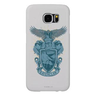 Capa Para Samsung Galaxy S6 Crista de Harry Potter | Ravenclaw
