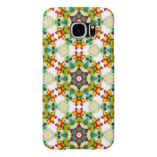 Capa Para Samsung Galaxy S6 Design bonito do teste padrão para o cobrir do