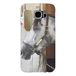 Capa Para Samsung Galaxy S6 Destin - abrigo do cavalo