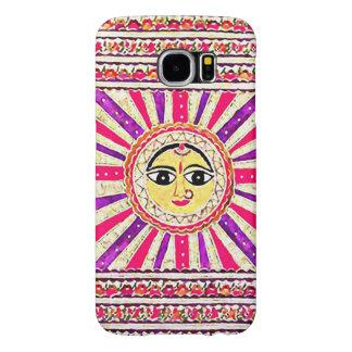Capa Para Samsung Galaxy S6 Deusa de Surya Sun