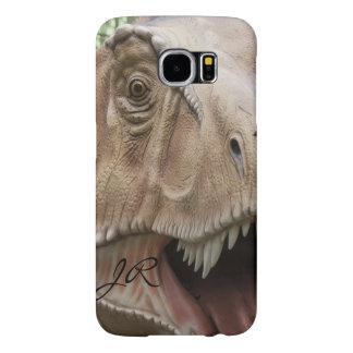 Capa Para Samsung Galaxy S6 Dinossauro de T Rex