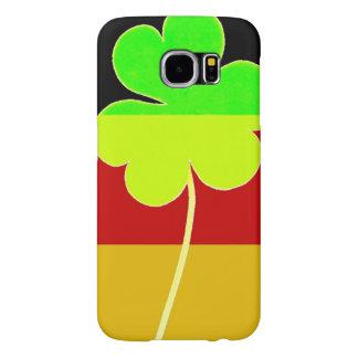 Capa Para Samsung Galaxy S6 Divertimento alemão irlandês de St Patrick do