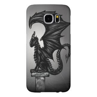 Capa Para Samsung Galaxy S6 Dragonstatue