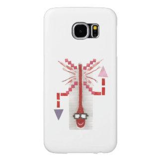 Capa Para Samsung Galaxy S6 Exemplo do Sr. Termostato Samsung Galáxia S6