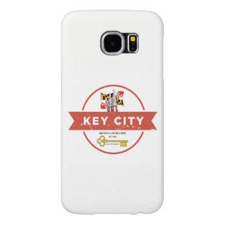 Capa Para Samsung Galaxy S6 Fabricação de cerveja chave da cidade