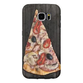 Capa Para Samsung Galaxy S6 Fatia da pizza