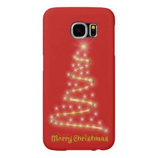 Capa Para Samsung Galaxy S6 Feliz Natal