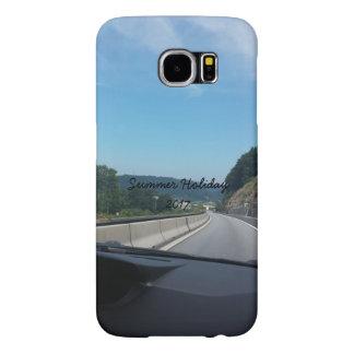Capa Para Samsung Galaxy S6 Fotografia de Europa Áustria das montanhas do