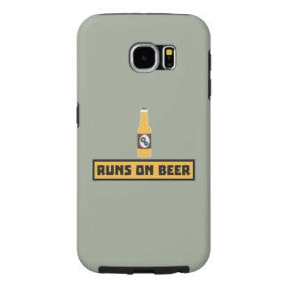 Capa Para Samsung Galaxy S6 Funcionamentos na cerveja Zmk10