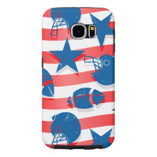 Capa Para Samsung Galaxy S6 Futebol dos EUA