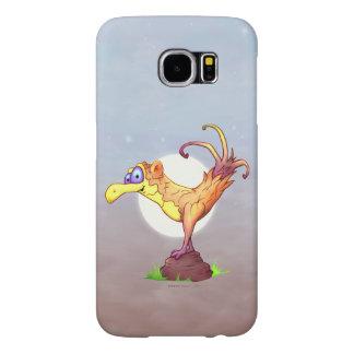 Capa Para Samsung Galaxy S6 Galáxia S6 MAL   T de Samsung dos DESENHOS