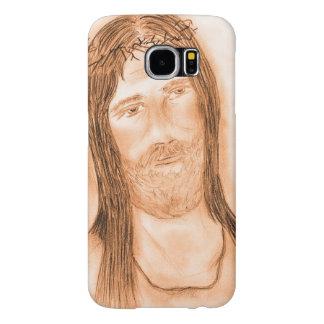 Capa Para Samsung Galaxy S6 Jesus na luz