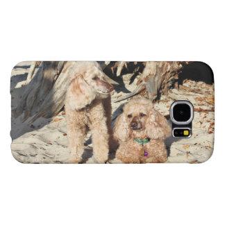 Capa Para Samsung Galaxy S6 Lixívia - caniches - Romeo Remy