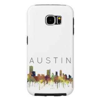 Capa Para Samsung Galaxy S6 Lustre do SG-Safari da skyline de Austin Texas