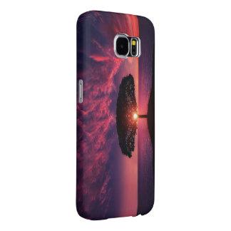 Capa Para Samsung Galaxy S6 Mal lá caixa impressionante da galáxia S6 de