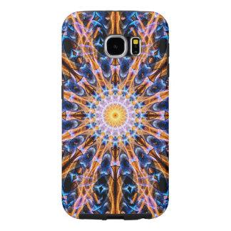 Capa Para Samsung Galaxy S6 Mandala da estrela da alquimia