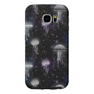 Capa Para Samsung Galaxy S6 Medusa em a noite