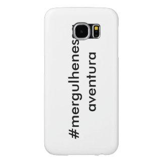 Capa Para Samsung Galaxy S6 #mergulhe nessa