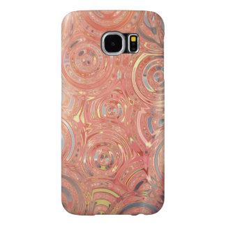 Capa Para Samsung Galaxy S6 Modo colorido da água