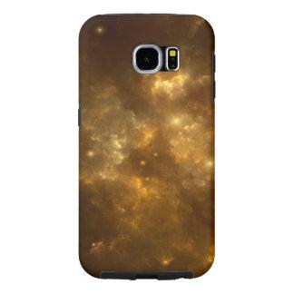 Capa Para Samsung Galaxy S6 Nebulosa, estrelas & espaço bonitos legal modernos