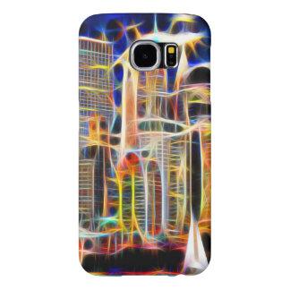 Capa Para Samsung Galaxy S6 NY Manhattan