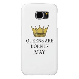 Capa Para Samsung Galaxy S6 O Queens é nascido em maio