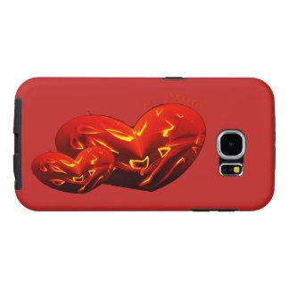 Capa Para Samsung Galaxy S6 O ☼ seja meu ☼ dos namorados
