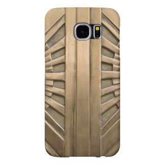 Capa Para Samsung Galaxy S6 ouro, nouveau da arte, art deco, vintage, chique,
