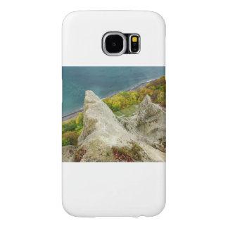 Capa Para Samsung Galaxy S6 Penhascos de giz na ilha Ruegen