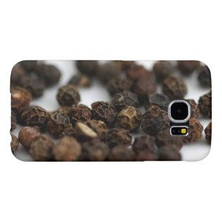 Capa Para Samsung Galaxy S6 Pimenta preta